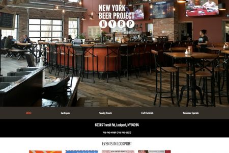 NY Beer Project Website